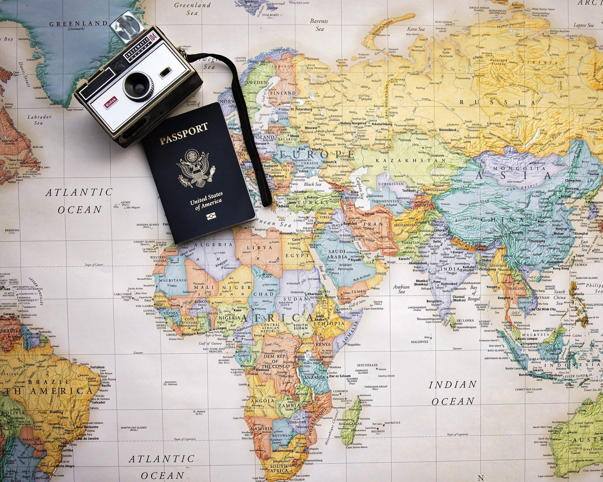 Das Einreiseformular (Immigration)